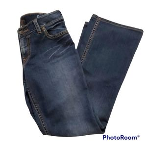 Silver jeans Suki midrise bootcut jeans w31